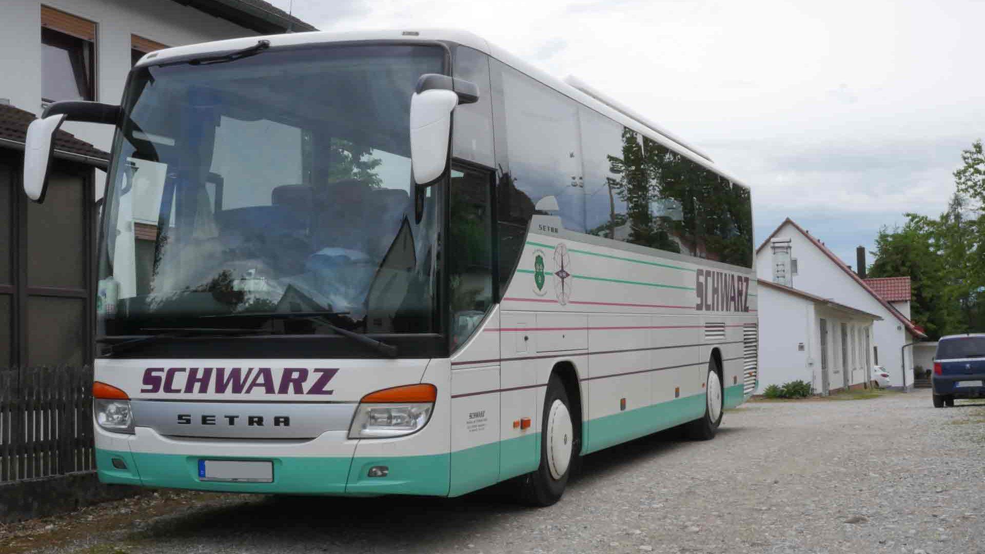 Busreisen bei Fürstenfeldbruck